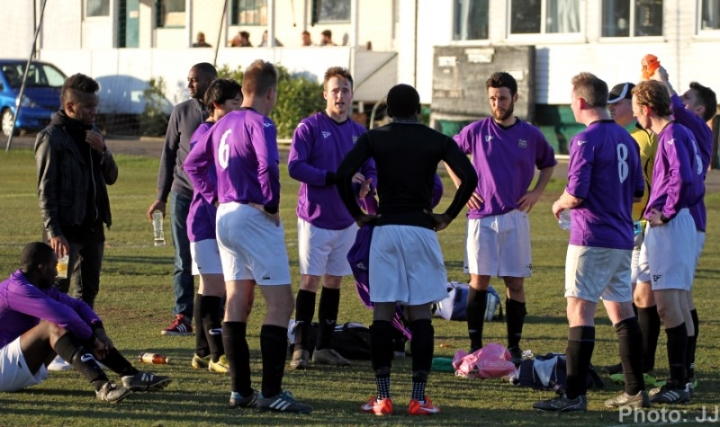 5th XI V HSBC AFA Cup Semi Final