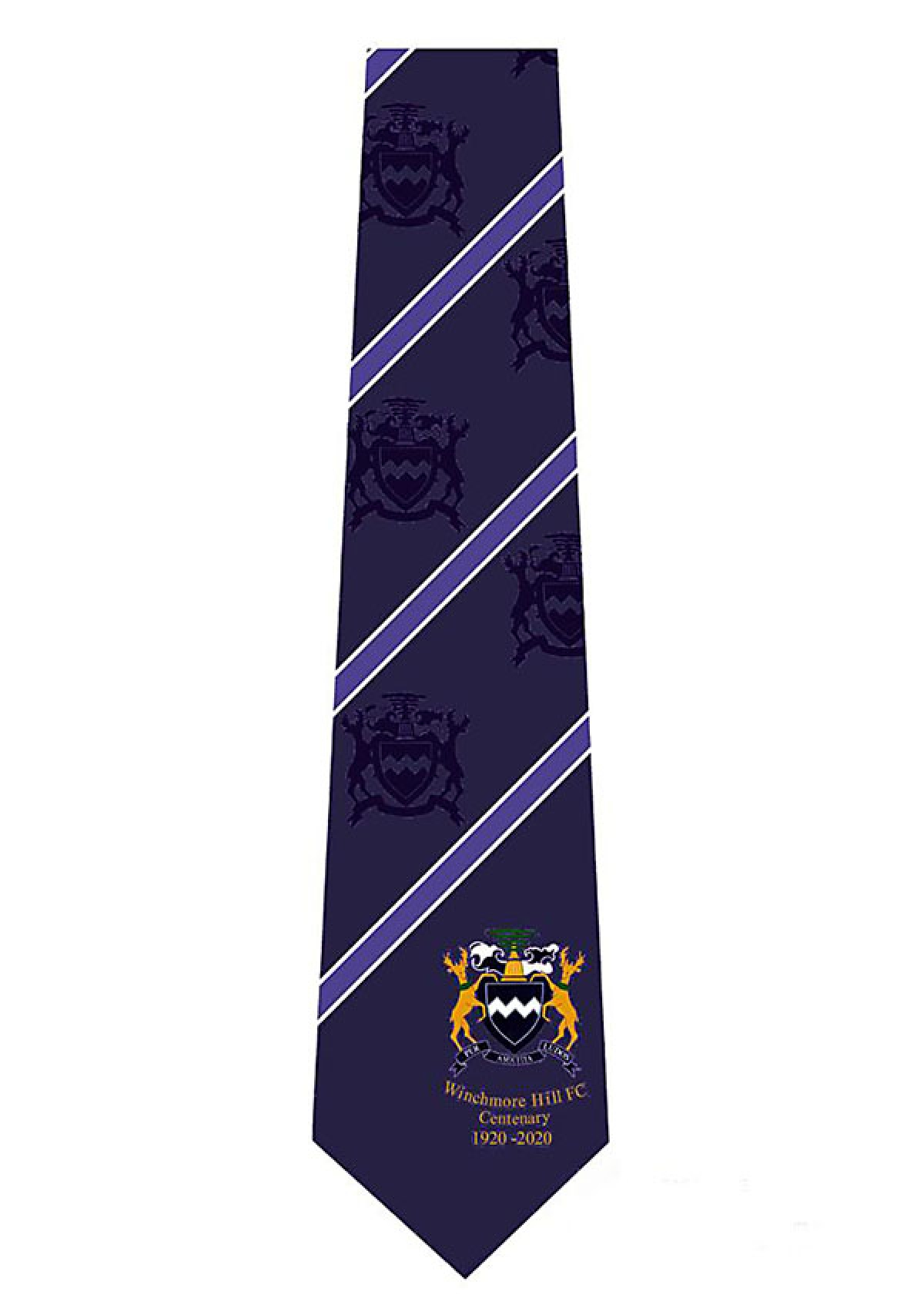 Centenary Ties Available Now