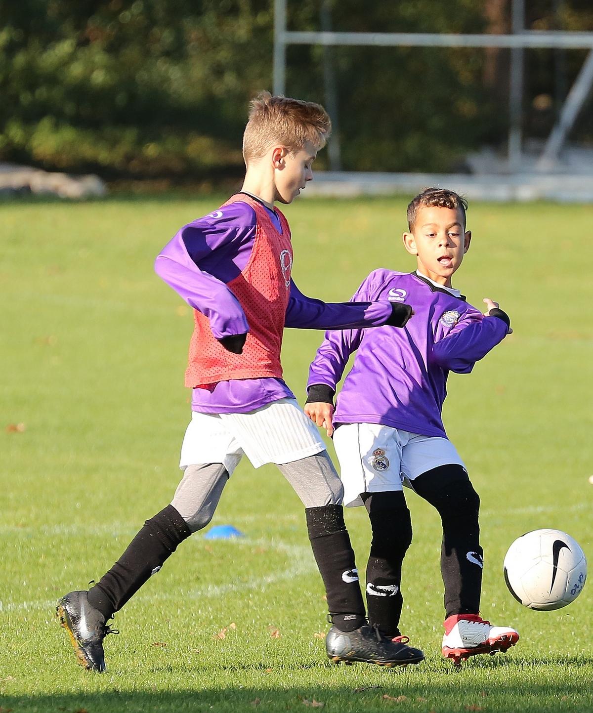 WHFC Youth Development Teams